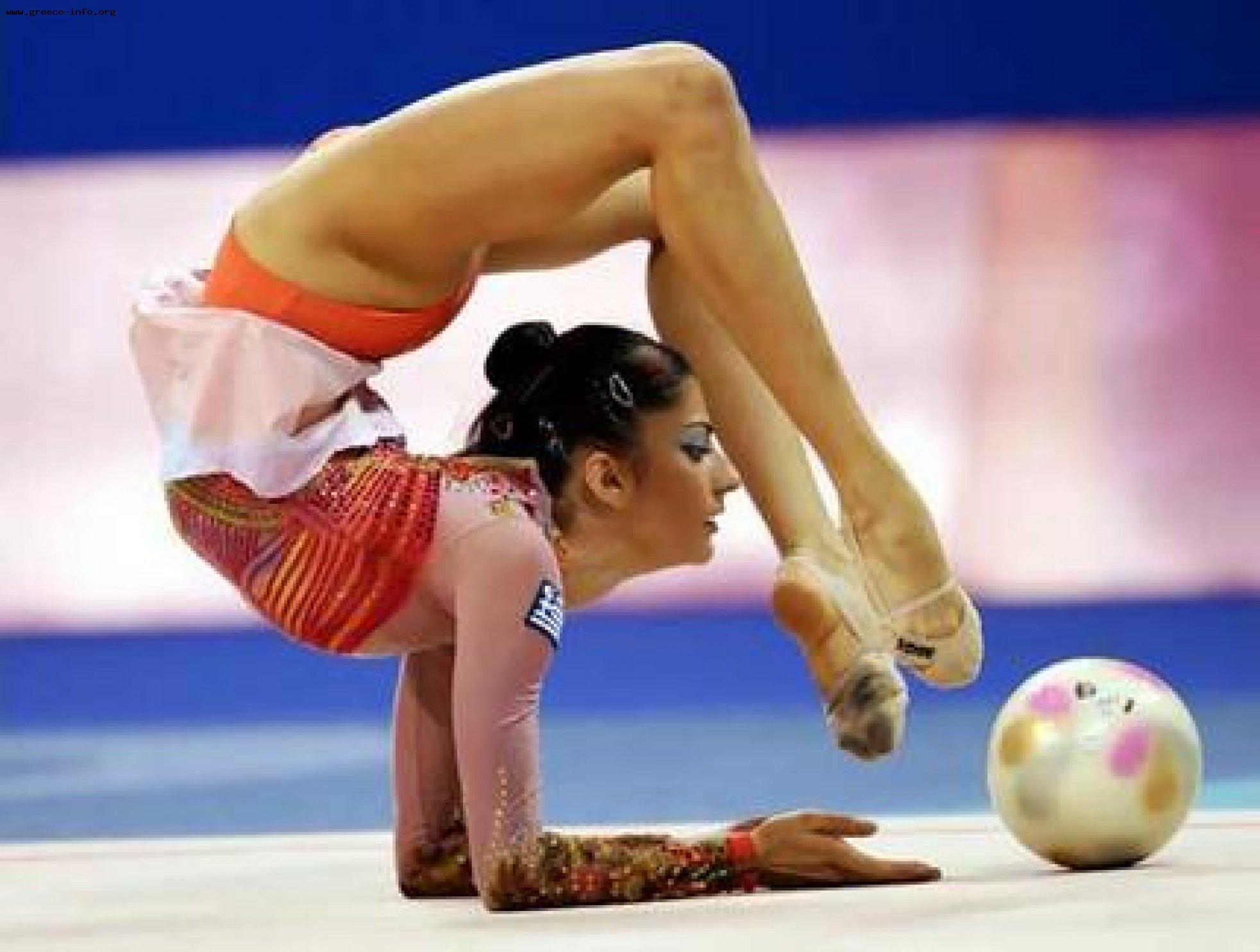 Фото спортсменок художественной гимнастики крупным планом 24 фотография